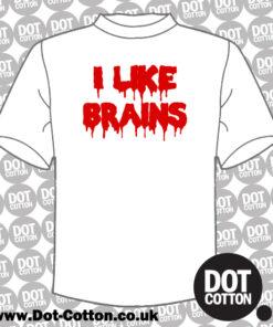 I Like Brains T-shirt