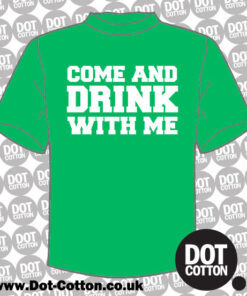 Come and Drink with Me T-Shirt