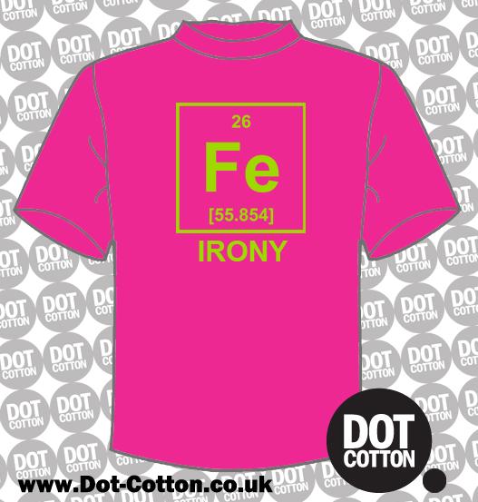 Irony Element T-shirt