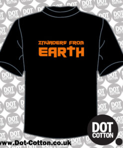 Invaders from Earth T-shirt