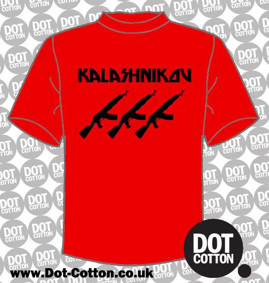 Kalashnikov AK47 T-shirt