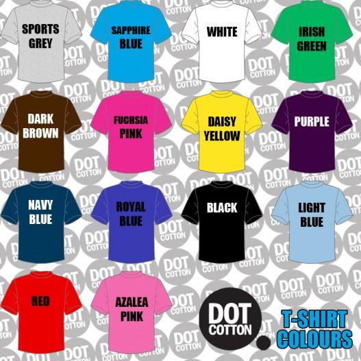 Dot Cotton T-Shirt Colors