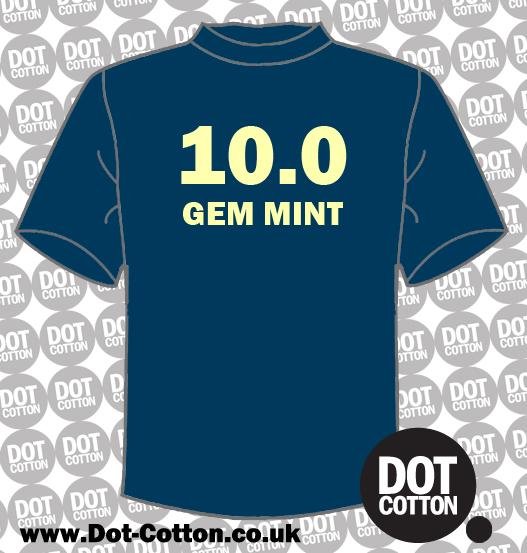 10.0 Gem Mint T-shirt