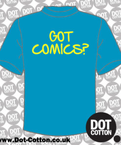 Comic Book T-Shirts