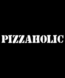 Pizzaholic T-Shirt